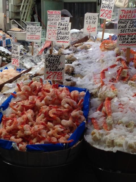 PP fish market